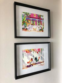 My Ellen Negley Key West Prints